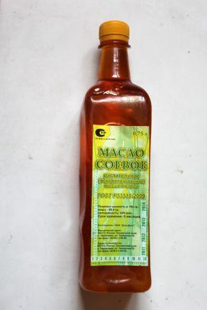 Соевое масло — восточная замена подсолнечному