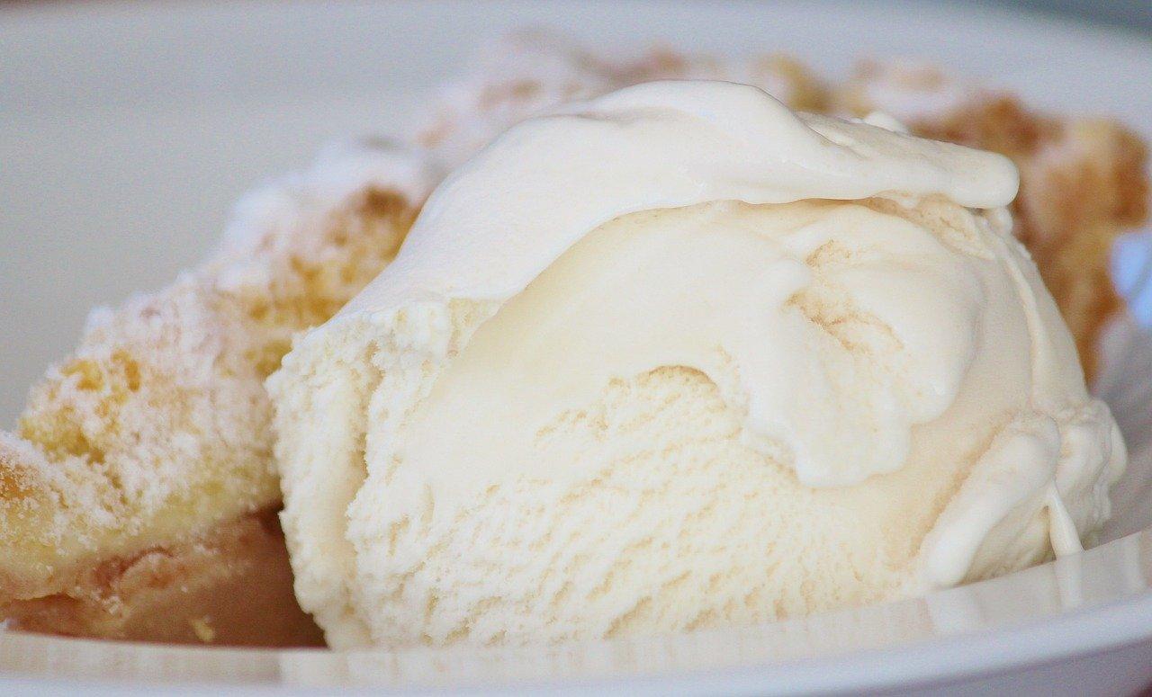 Соевое мороженое – мороженое для вегетарианцев или аллергиков