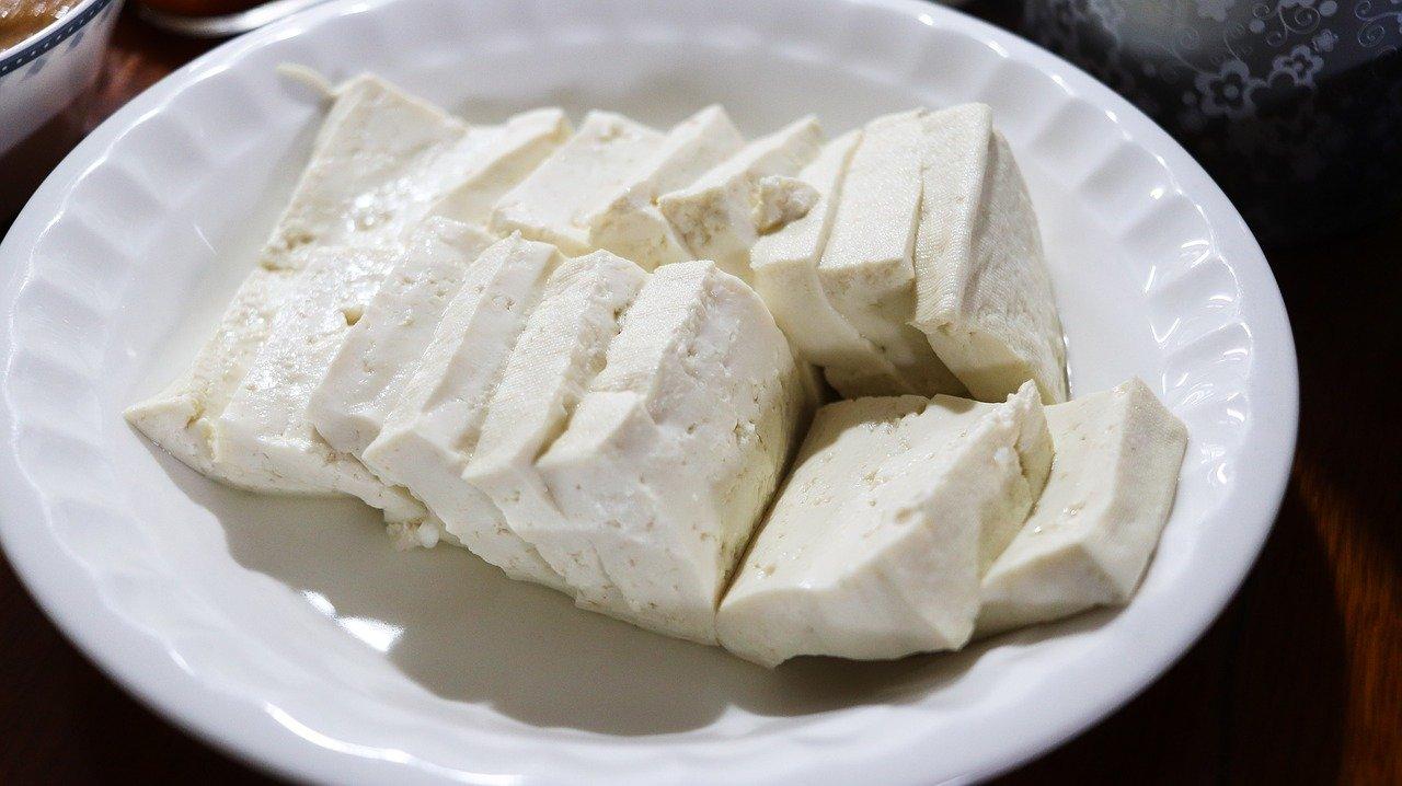 Салат с тофу — любимое постное блюдо патриарха Алексия