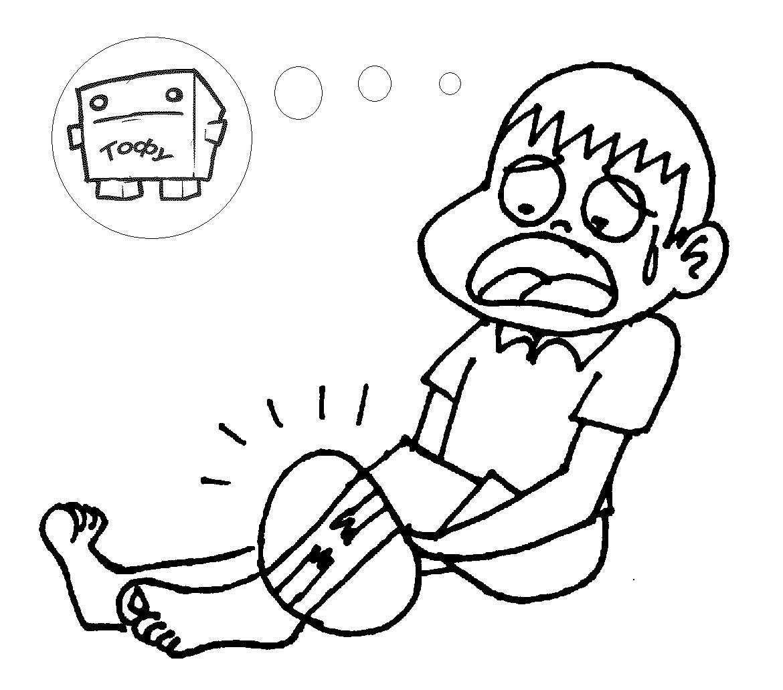 Тофу залечит переломы