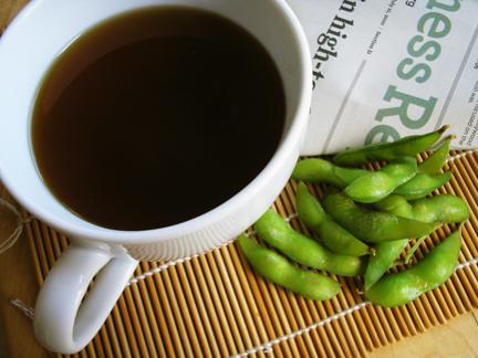 Соевый кофе — выбор здорового сердца